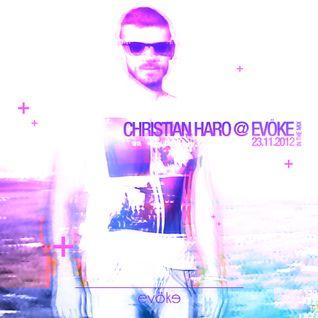 Christian Haro @ Evoke (23-11-2012)