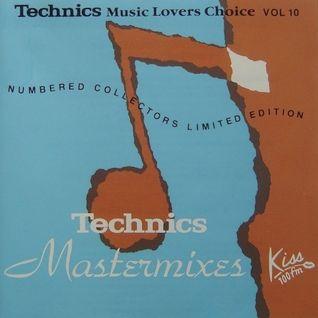 Tee Harris - Nugroove Records Mastermix, Mixmag, Kiss FM (1990)