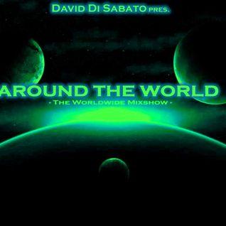 """David Di Sabato pres. """"Around The World"""" [Episode #016] - The Mixshow"""