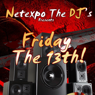 Cryptodome - Live @ Netexpo The DJ's 13 (13-03-2015)