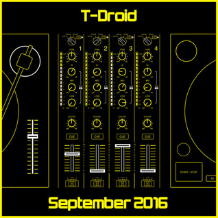 T-Droid - September (No Receipt Mix)