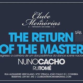 Nuno Cacho e Rui Tomé - Clube de Memórias (Abril 2016)