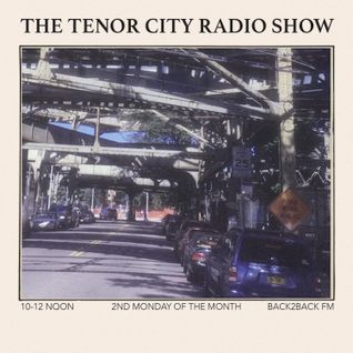 The Tenor City Radio Show, 14th Sept 2015