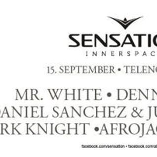 Mr. White - Live @ Sensation Innerspace Norway - 15.09.2012