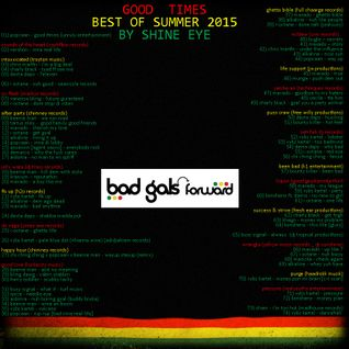good times...best of dancehall summer 2015