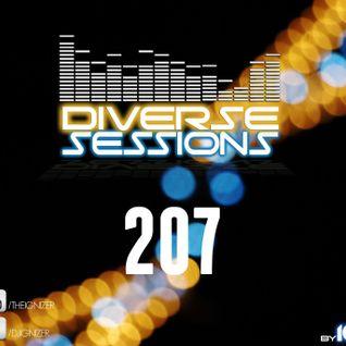 Ignizer - Diverse Sessions 207 Dj Cadore Guest Mix