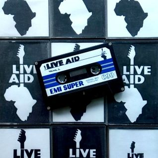 Charity Shop Classics - Show 114 - Live Aid 30th Anniversary Special