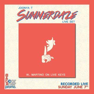 [LIVE SET] JOONYA T & MARTINO (Keys) @ SUMMERDAZE [June. 7th 2015] [Toronto, CA]