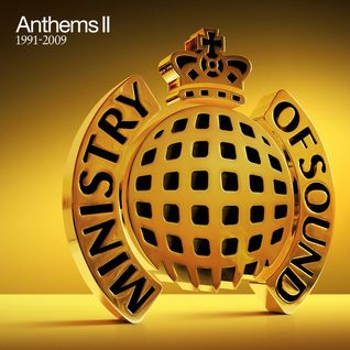 Ministry of Sound Anthems II (1991-2009) (cd 1)