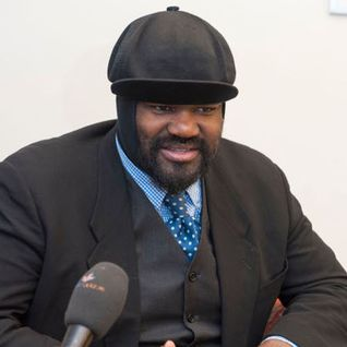 Gregory Porter interview @ Radio Wave