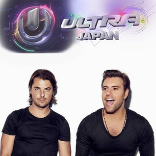 Axwell & Ingrosso live @ ULTRA Japan 2014