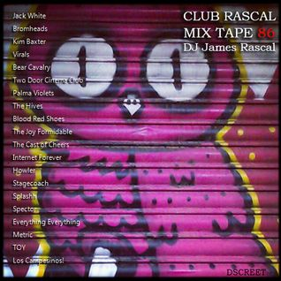 Club Rascal Mix Tape 86