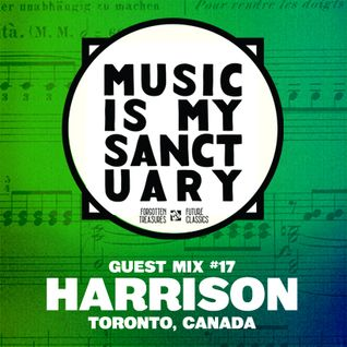 MIMS Guest Mix: HARRISON (Toronto, Canada)