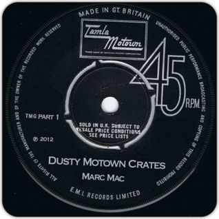 Dusty Motown Crates