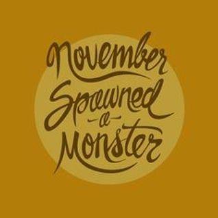november spawned a monster (friday breakz_2015_11@kaffeehaus/fl)