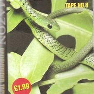 Grooverider - Amazon Jungle Collection Tape No 8 2001