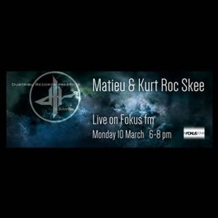 Dubtribu Records on Fokus with Matieu and Kurt Roc Skee (10.03.14)