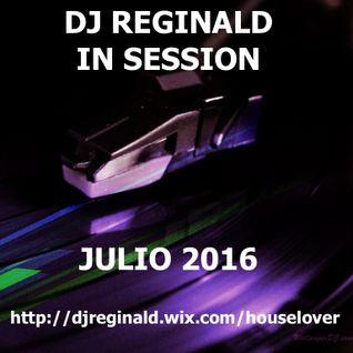 Dj Reginald - Session Julio 2016