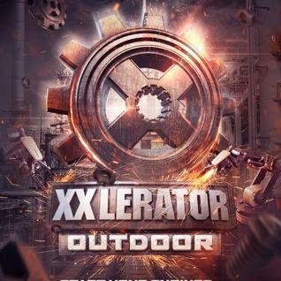 Genox @ DJ Contest XXlerator Outdoor 2014