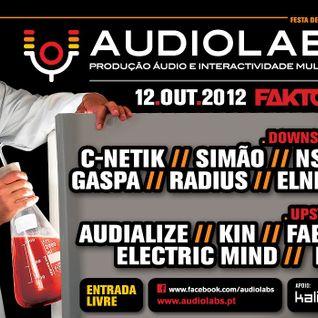 P!PA @ AudioLabs festa de lançamento // Faktory Club