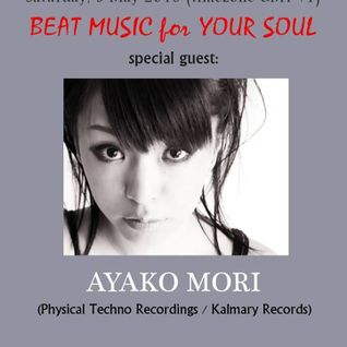 "Ayako Mori Dj Set 9th May 2015""Ricky Busta presents ""SUBWOOFER HOSPITAL"" Exclusive on CUEBASE-FM.DE"""