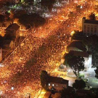 Sociaal protest in Israël - Aviva