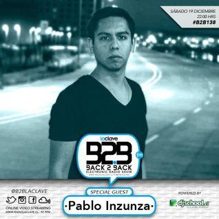 #B2B138 - PABLO INZUNZA - 19 DICIEMBRE 2015