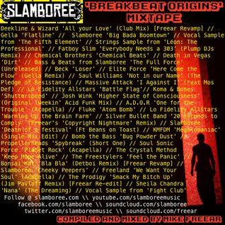 Slamboree 'Breakbeat Origins' Mixtape