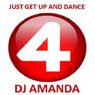 DJ AMANDA Just Get Up And Dance 4