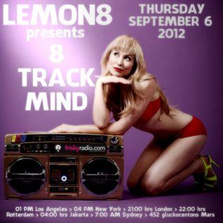 8-Track Mind, September 2012