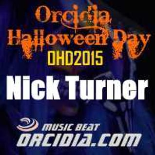 Orcidia Halloween Day #OHD2015 - Nick Turner Guest Mix