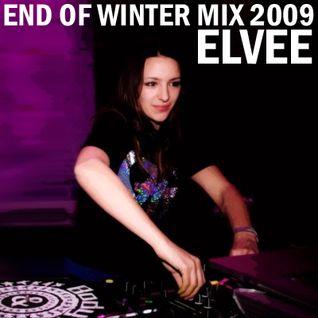 Elvee - End Of Winter Mix 2009