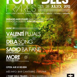 MoRe @ Font dels Frares (28-07-2012)