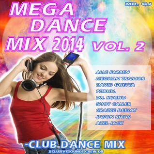Mega Dance Mix 2014 Vol 2