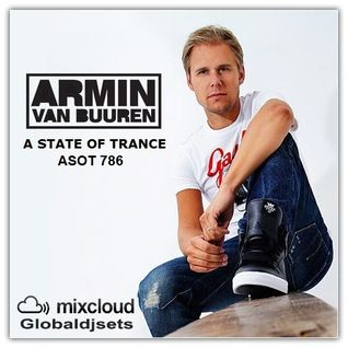 Armin van Buuren – A State Of Trance ASOT 786 (Club Embrace Album Special) – 20-OCT-2016