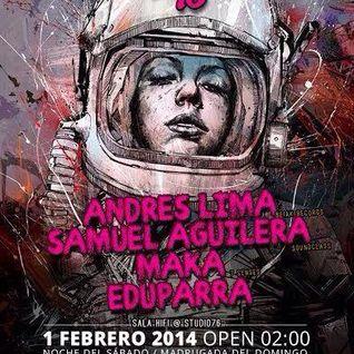 MAKA @ STUDIO76 SALA HIFI 1 DE FEBRERO DEL 2014