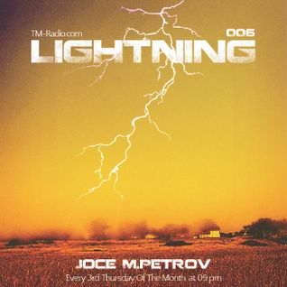 Jordan Petrof - Lightning 006 on TM-Radio January 2012