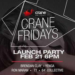 Ron Maran - Crane Fridays Teaser Mix