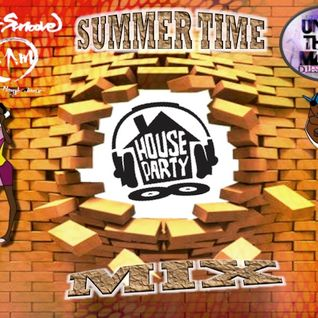 SUMMERTIME HOUSE PARTY MIX