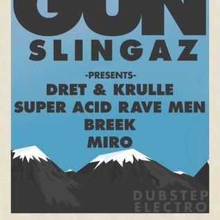 GUNSLINGAZ - Promo (Mixtape)