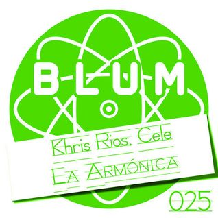 Cele - La Armónica (Instrumental Mix) Blum Records