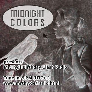 Sweetsmellofsunshine - Midnight Colors Birthday Clash Mix