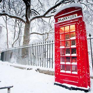 Winter in London Pt2 DJMarkyGee