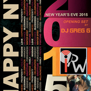 2015 - NEW YEAR EVE PARTY MIX - DJ GREG G