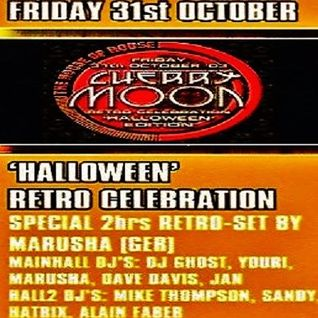 Marusha @ Halloween Retro Celebration - Cherry Moon Lokeren - 31.10.2003