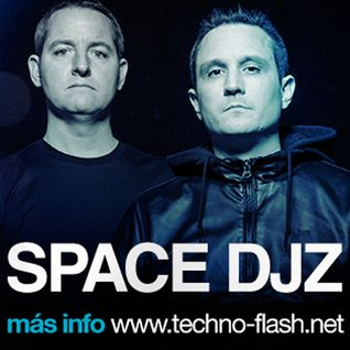 Space DJZ - Promomix Techno-Flash 2014