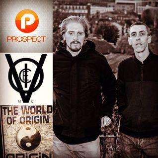 DJ PROSPECT VOICE MC ORIGINUK.NET 12 12 2015