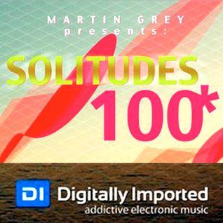 Solitudes 100 - Special Anniversary Episode (B-Max Guest Mix)
