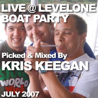Live @ Levelone Boat Party - July 2007