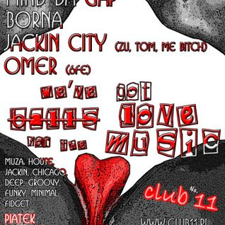 Jack is in City - Jackin Promo Mix 2008